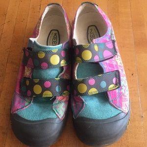 Keen canvas sneakers